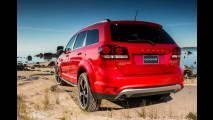 Exclusivo: Dodge Journey Crossroad chegará ao Brasil no segundo semestre