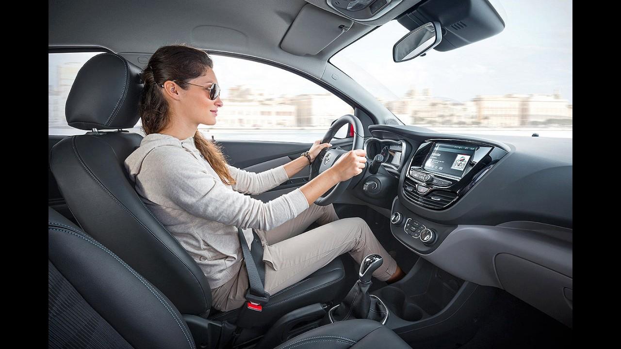 Sucessor do Celta não será baseado no Opel Karl - entenda