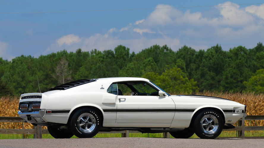1970 Shelby Mustang GT350 heading to auction, one of just 789