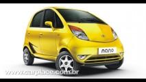 Mais barato do mundo: Tata Nano passa da marca de 1 milhão de pedidos na Índia