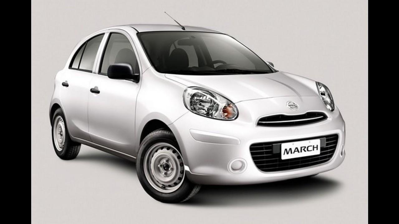Fuja do mico: saiba quais modelos ainda não têm duplo airbag e freios ABS de série