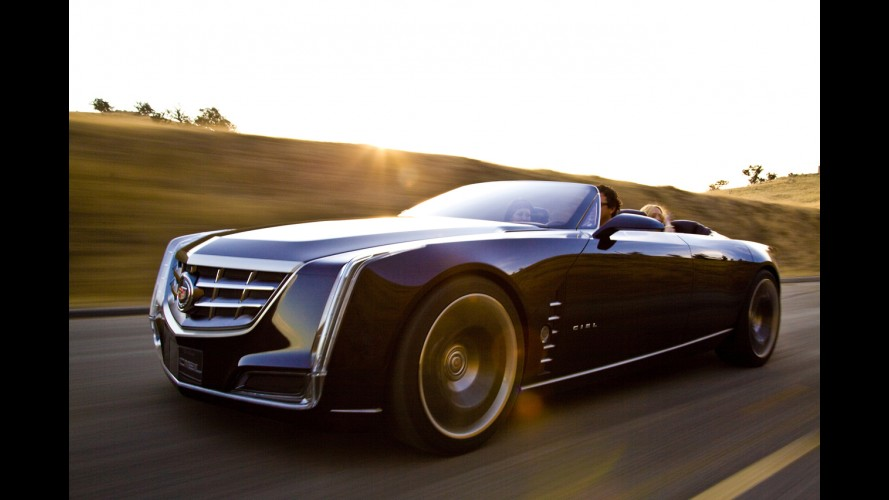 Cadillac recebe luz verde da GM para desenvolver sedã de grande porte