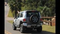 Órfãos do Ford Bronco clamam pelo Troller T4 brasileiro nos EUA