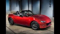 Novo Mazda MX-5 é eleito
