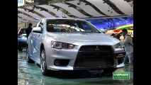 Mitsubishi quer entrar na briga entre os sedãs médios