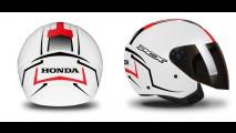 Honda lança nova linha de capacetes no Brasil