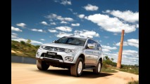 Pajero Dakar 2015, flex ou diesel, mantém preço inicial de R$ 146.990