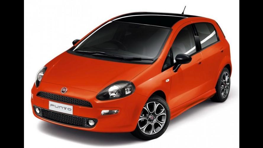 Fiat Punto ganha versão Sporting no Reino Unido