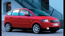 Cancelado: Audi desiste da nova geração do A2