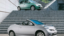 Nissan Micra and Micra C+C CHIC Edition