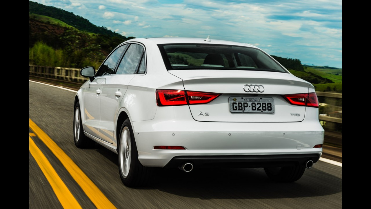 Novo A4 ajuda Audi assumir liderança do segmento premium em abril