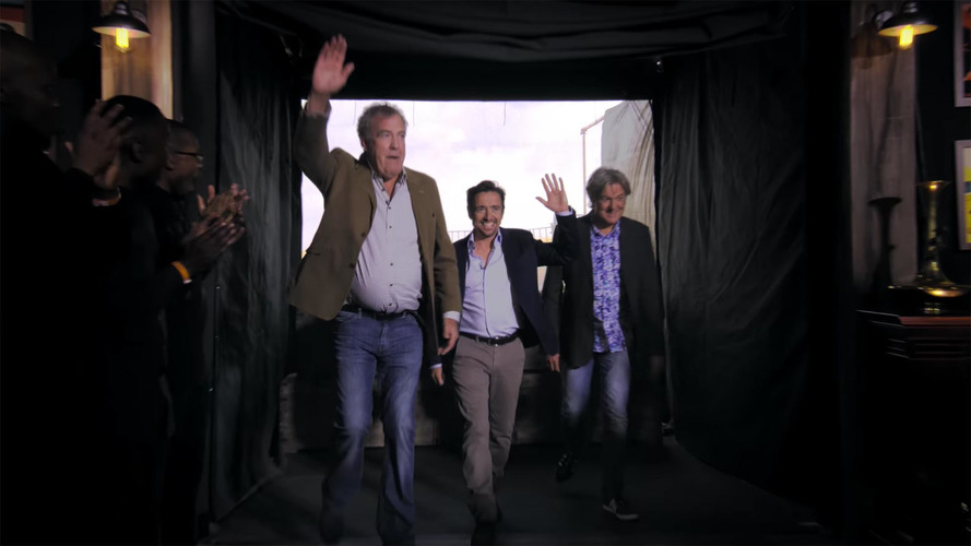 The Grand Tour is the most illegally downloaded show ever