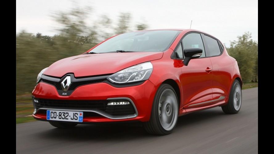 França: Renault faz dobradinha com Clio e Captur em junho