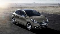 Peugeot 208 5 puertas gris