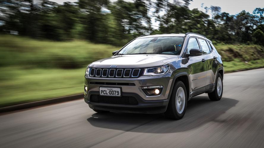 Sucesso de vendas, Jeep Compass fica mais caro novamente: R$ 103.490