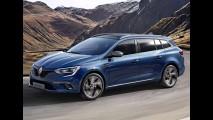 Renault revela a bela perua Megane, que estreia em Genebra