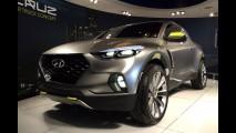 Hyundai volta a falar em produzir Santa Cruz, mas sem