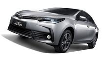 Novo Toyota Corolla 2017 - Tailândia