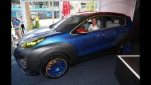 Especial: Rafael Nadal revela novo Kia Sportage inspirado no filme X-Men