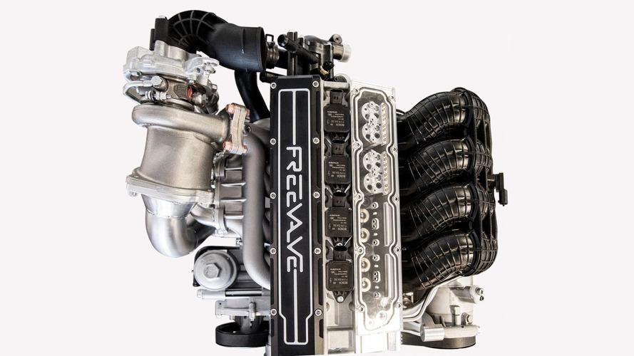 Koenigsegg'in çılgın eksantriksiz motoru yollara çıkmaya hazırlanıyor