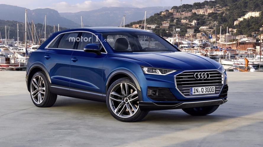 Elektrikli Audi Q3 mü geliyor?