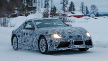 La future Toyota Supra 2018 en photos espion