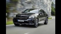 Mercedes-AMG GLC43 Coupé de 367 cv estreia antes do Salão de Paris - veja fotos