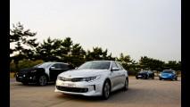 Nuova Kia Optima Hybrid
