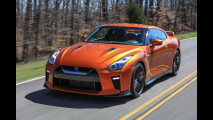 Nissan GT-R restyling
