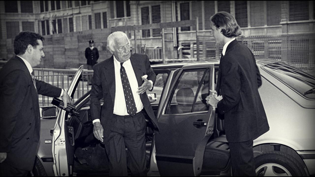Fiat Croma e Gianni Agnelli