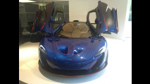McLaren P1, nuova creazione dalla MSO