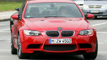 BMW M3 Sedan Facelift Spy Photo