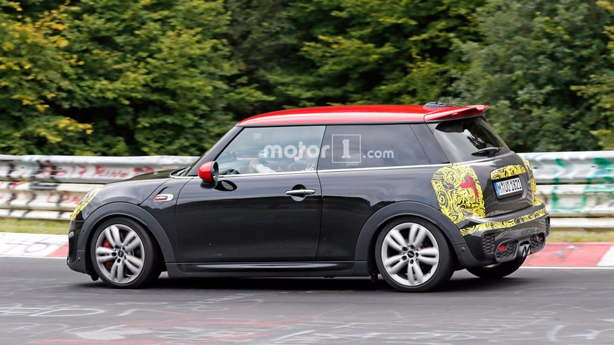 Mini Hardtop And Convertible Facelift Coming Next Week To Detroit
