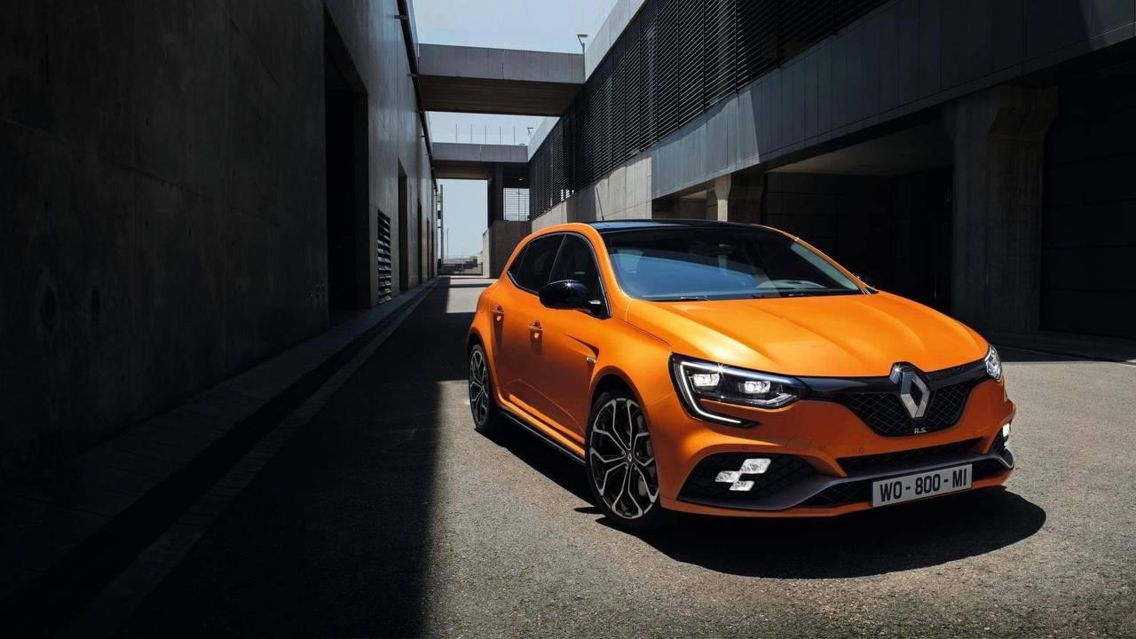 10 - Renault Megane IV R.S. : 280 ch