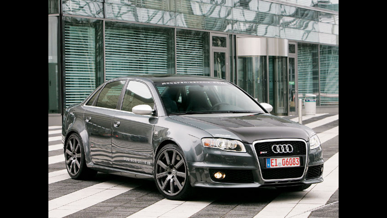 Audi Rs4 by MTM
