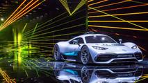 Mercedes-AMG Project One Slider Image
