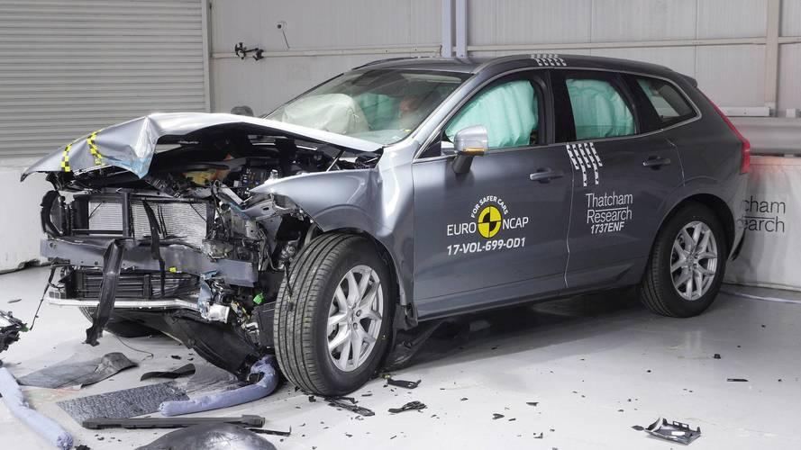 Euro NCAP: Az új Volvo XC60 a valaha gyártott legbiztonságosabb autó