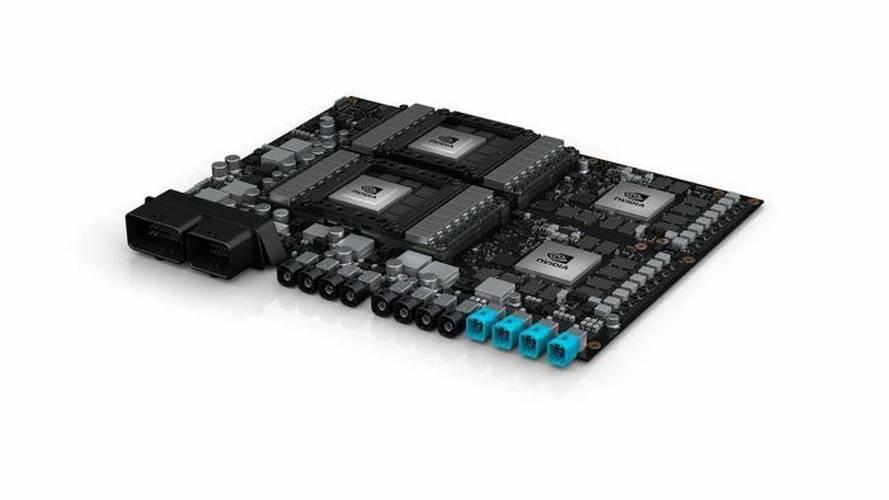 Nvidia Reveals Supercomputer That Makes Level-5 Autonomy Possible