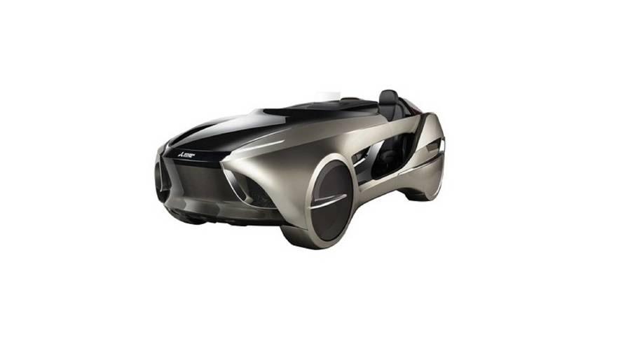 Mitsubishi Emirai 4 Concept - Le roadster du futur ?