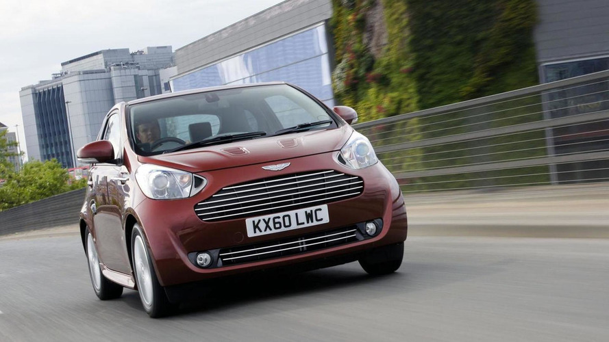 Aston Martin incurred a 39.2M USD pre-tax loss in 2012