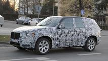 2014 BMW X5 spy photos 18.01.2012