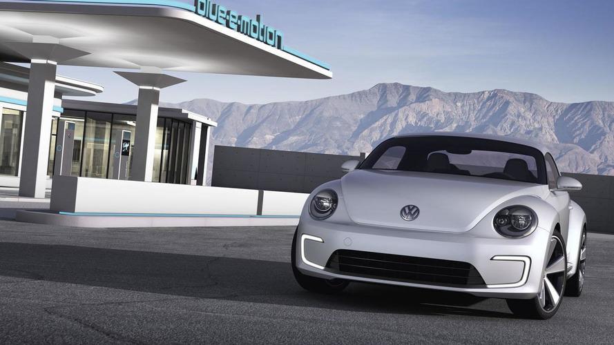 Nova geração do VW Fusca pode ser elétrica