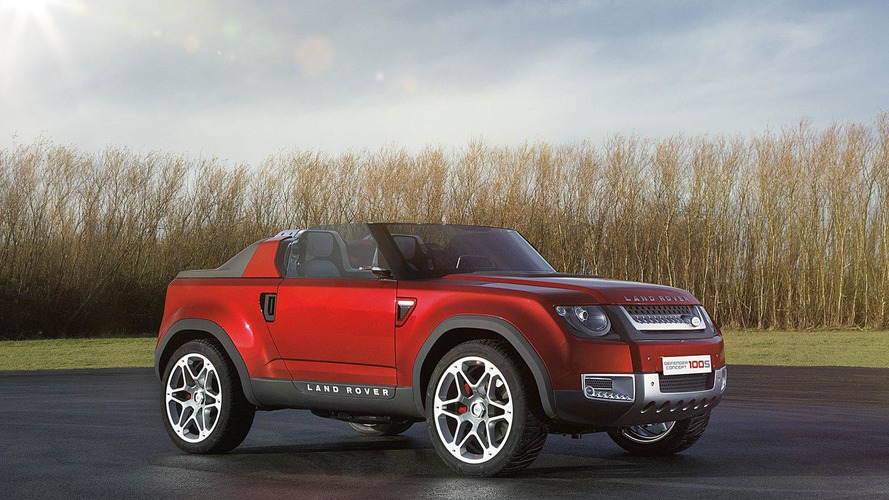 Land Rover Defender replacement to be built in India - report