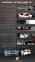 BMW 1M Silouette race car by GC Automobile, 1150, 08.12.2011