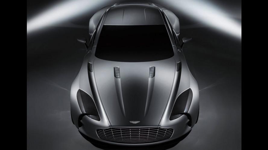 Aston Martin Project One-77: pochi esemplari disponibili