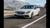 Mercedes E 63 AMG restyling