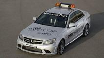 Mercedes C 63 AMG is Official DTM Safety Car