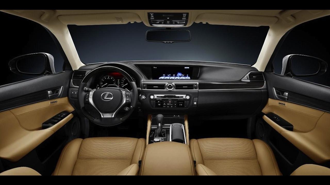Lexus GS 450h - Il climatizzatore a nanoparticelle