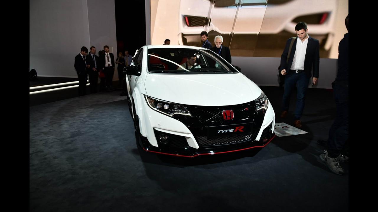 Honda al Salone di Ginevra 2015
