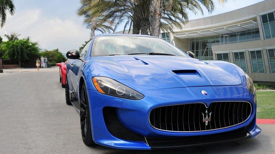 DMC Sovrano 2011 based on the Maserati GT